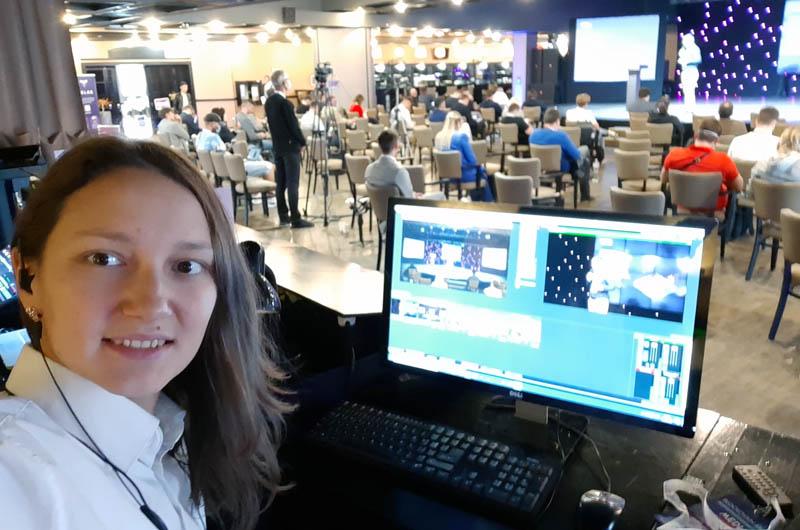 Режисер онлайн-трансляції